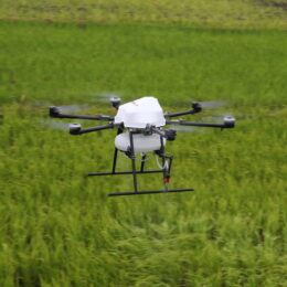 【ドローン部品製作事例後編】農薬散布ドローンAC1500軽量化実現に向けて