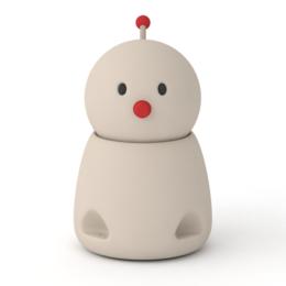 【PlaQuick射出成形】 コミュニケーションロボット『BOCCO emo』試作に採用